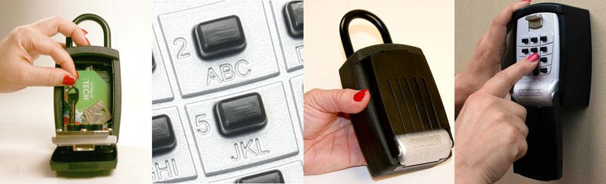 Key Safe Key Vault Key Safes Combination Key Safe